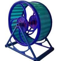 Terbaru X8 sweet Mainan Roda Joging Wheel Puteran Kincir Hamster