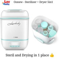 Oonew Sterilizer Dryer 5in1 Multifunction Steril botol bayi pengering