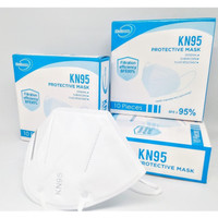 Masker KN95 Disposable Mask 5ply N95 1 box isi 10 pcs - Medio Care