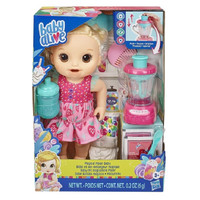 Baby Alive Magical Mixer Baby Doll Blonde