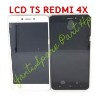 Lcd Touchscreen Xiaomi Redmi 4x Fullset Original Terlaris New
