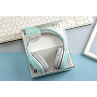 High Quality Foldable GJ Headphone w/ Detachable Cable / Harga Murah