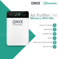 Onix Air Purifier Lite Touch Display Pembersih Udara HEPA Filter