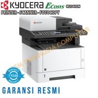 Kyocera ECOSYS M2040 DN Foto copy F4 Multi Fungsi Print Scan Copy
