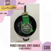 PANCI ENAMEL ANTI GORES + ANTI LENGKET,SHENAR