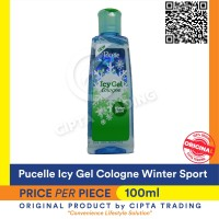 Cologne - Pucelle - Icy gel Cologne Winter Sport 100ml