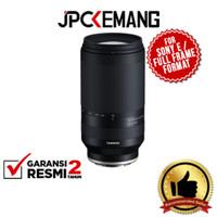 Tamron 70-300mm f4.5-6.3 Di III RXD Tamron 70-300mm GARANSI RESMI