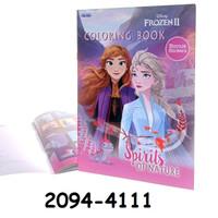 Coloring Book Frozen Large / Buku Mewarnai Adinata B0001