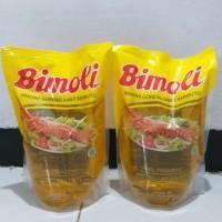 Minyak Goreng Bimoli 1 dus 6 pcs