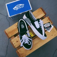 "SEPATU VANS SLIP ON CUT AND PASTE ""BLACK WHITE"""