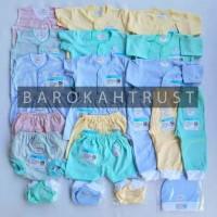 Paket LIBBY& MIYO Newborn MOTIF Terbaru (31 pcs) / Paket Baju Bayi