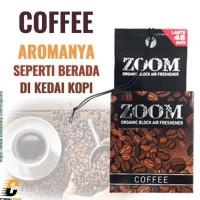 Promo Zoom Organic Block Parfum Pengharum Pewangi Mobil - Dorfree -
