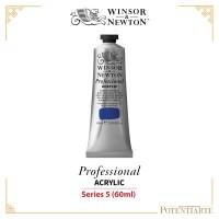 Cat Akrilik Winsor & Newton Professional 60ml Acrylic Series 5 - CERULEAN BLUE