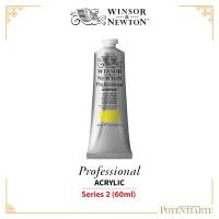 Cat Akrilik Winsor & Newton Professional 60ml Acrylic Series 2 - AZO YELLOW MED