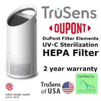 TRUSENS Air Purifier Z-1000 Pembersih / Filter Udara Anti Alergi