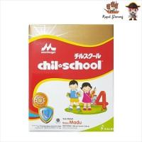 Morinaga Chil School Tahap 4 Madu Susu Formula [1600 g]