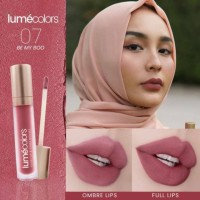 Lumecolors Velvet Lip & Cheek Mousse Be My Boo by christina lie