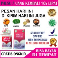 Walatra Bersih Wanita - Suplemen Vitamin Untuk Wanita Usia 40