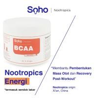 BCAA Powder 97,5 Gram - Boost Masa Otot & Recovery Post Workout