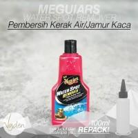 MEGUIARS WATER SPOT REMOVER - 100ML DISPENSE BOTTLE   KERAK/JAMUR