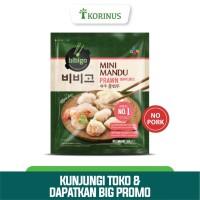 CJ Bibigo Mini Mandu Prawn 360g / Dumpling Isi Udang