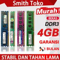 Memory DDR3 4GB Ram Utk Komputer