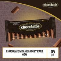 Chocolatos Dark Family Pack -66g (WCC7) 5 Pack