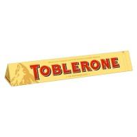 TOBLERONE MILK CHOCOLATE 100 GRAM