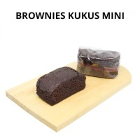 Brownies Kukus Mini | Brownies Coklat | Kue Brownies