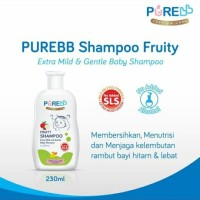 Pure Baby Shampoo