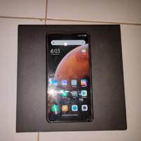 not Pocophone f1 XIAOMI MI MIX 2s 6GB/64GB Ceramic Black Like New