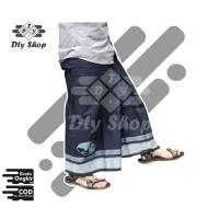 Sarung Celana Sarcel Dewasa Celana Sarung Terlaris - Hitam