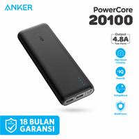 PowerBank Anker PowerCore 20100 mAh Black - A1271