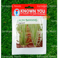 Bibit / Benih Daun Bawang Fragrant (Known You Seed)