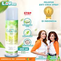 Lavme Disinfectant Spray Anti Virus Organic - 250 ML Kirakira