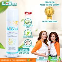 Lavme Disinfectant Spray Anti Virus Organic - 250 ML Original