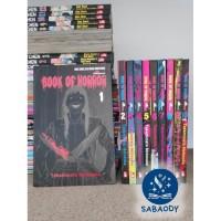 (komik) Book Of Horror vol 1-10 lengkap & tamat