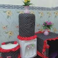 best quality Sarung Kitchen Set / Sarung Peralatan Dapur / GKM / Red