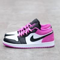 Nike Air Jordan 1 Low Fuschia 100% Authentic