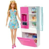 PROMO Mainan Anak Cewek Barbie Mattel Furniture set ibu rumah tangga