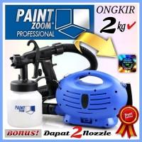Kompresor cat mini listrik mudah digunakan Paint Zoom spray automatic