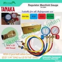 Tanaka Regulator Manifold Gauge TA-536H