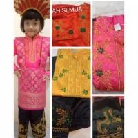 Baju Aceh Anak Cewek Bordir
