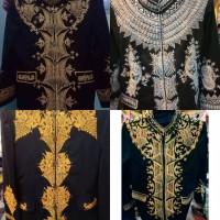 Baju Aceh Bordir 1 set Pengantin pria