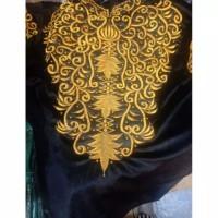 Baju Aceh Baldu Bordir Pengantin wanita