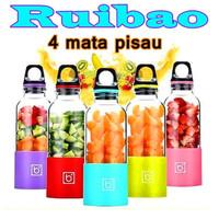 Bingo Portable Juicer 500ML Jus Blender Juice Botol Minuman