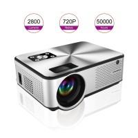 Projector Mini Cheerlux C9 - LCD LED Proyektor 2800 Lumens