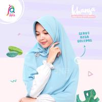 Jilbab Afra Asli Arfa Khansa Daily Khimar Serut Hijab Instant Tiffany