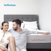 Bed inthebox Ukuran 160x200 (Queen)