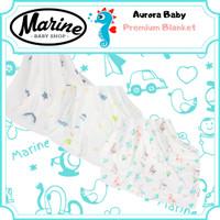Aurora Baby Selimut Bayi Blanket Baby Premium Comfort Super Lembut
